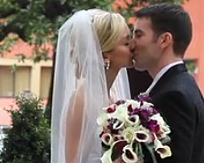 Little Rock Wedding Video for Chrystina and Matt Clinton Library
