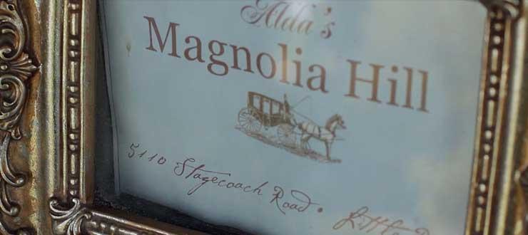 alda's magnolia hill,little rock wedding videographer,sunflower films