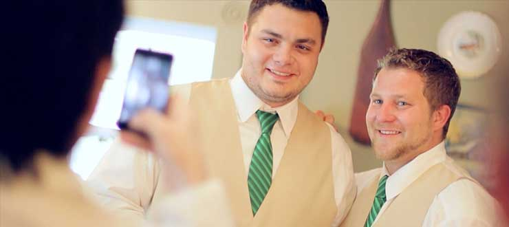 arkansas wedding videographer,sunflower films