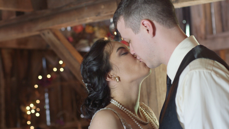 St. Catherine's at Bell Gable fayetteville wedding video