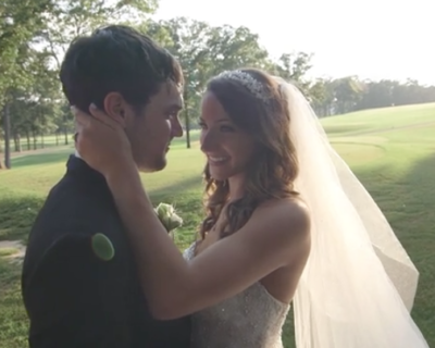 Little Rock, Arkansas Wedding Film by Sunflower Films